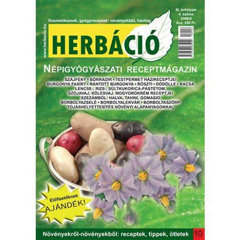 HERBÁCIÓ MAGAZIN 10. LAPSZÁM, digitális kiadás