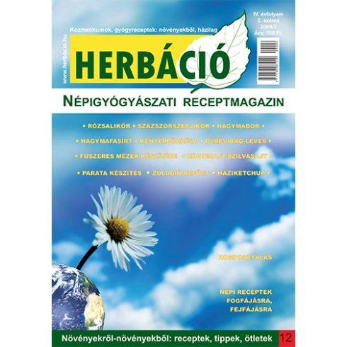 HERBÁCIÓ MAGAZIN 12. LAPSZÁM, digitális kiadás