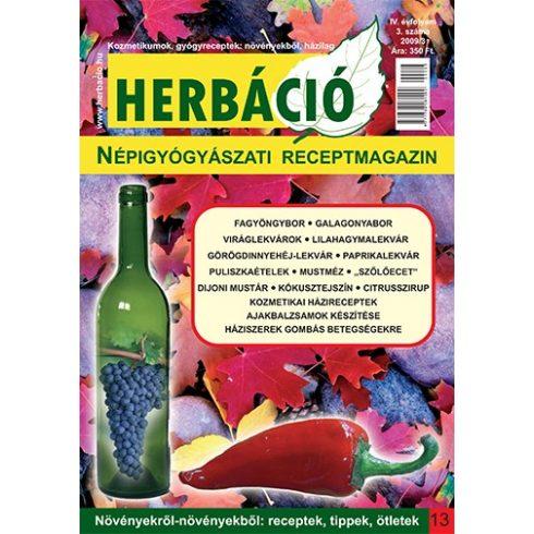 HERBÁCIÓ MAGAZIN 13. LAPSZÁM, digitális kiadás