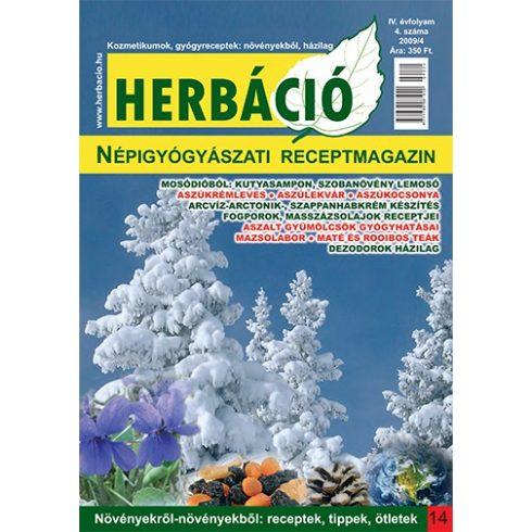 HERBÁCIÓ MAGAZIN 14. LAPSZÁM, digitális kiadás