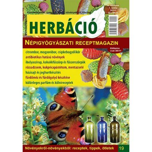 HERBÁCIÓ MAGAZIN 19. LAPSZÁM, digitális kiadás