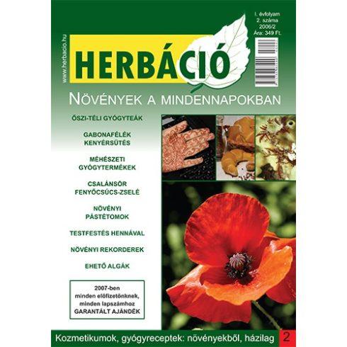 HERBÁCIÓ MAGAZIN 02. LAPSZÁM, digitális kiadás