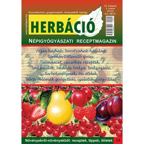 HERBÁCIÓ MAGAZIN 24. LAPSZÁM, digitális kiadás