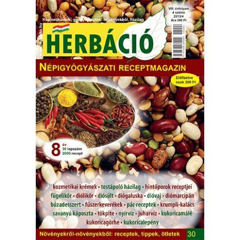 HERBÁCIÓ MAGAZIN 30. LAPSZÁM, digitális kiadás
