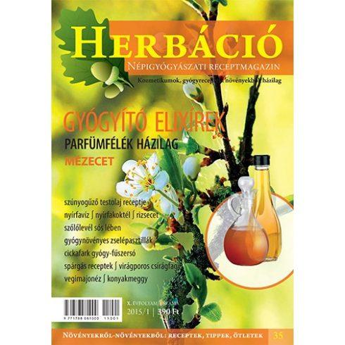 HERBÁCIÓ MAGAZIN 35. LAPSZÁM, digitális kiadás