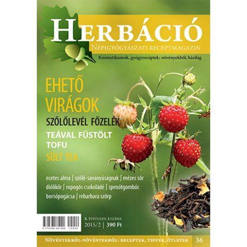 HERBÁCIÓ MAGAZIN 36. LAPSZÁM, digitális kiadás