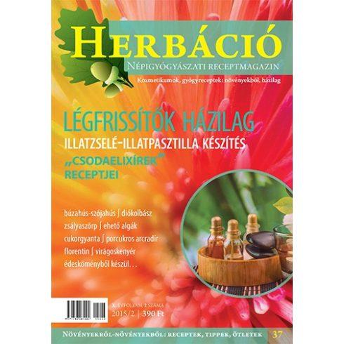 HERBÁCIÓ MAGAZIN 37. LAPSZÁM, digitális kiadás