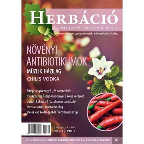 HERBÁCIÓ MAGAZIN 38. LAPSZÁM, digitális kiadás