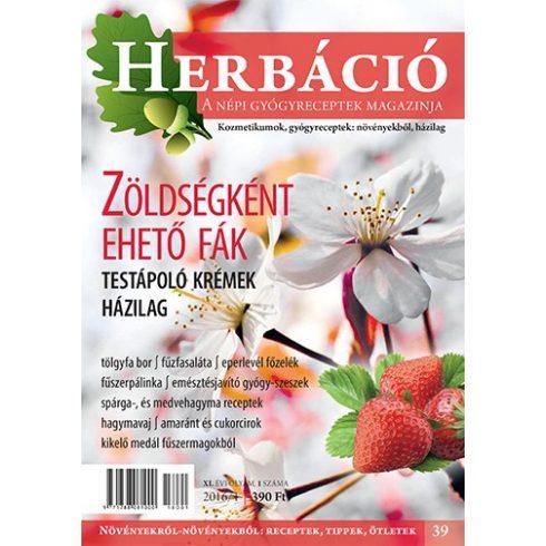 HERBÁCIÓ MAGAZIN 39. LAPSZÁM, digitális kiadás