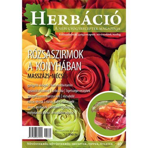 HERBÁCIÓ MAGAZIN 40. LAPSZÁM, digitális kiadás