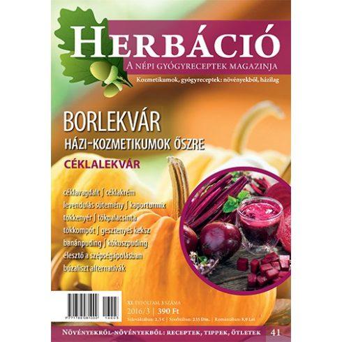 HERBÁCIÓ MAGAZIN 41. LAPSZÁM, digitális kiadás