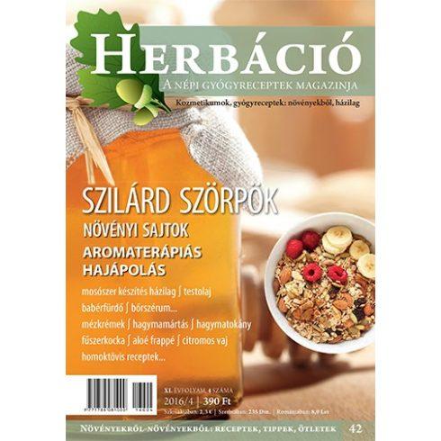HERBÁCIÓ MAGAZIN 42. LAPSZÁM, digitális kiadás