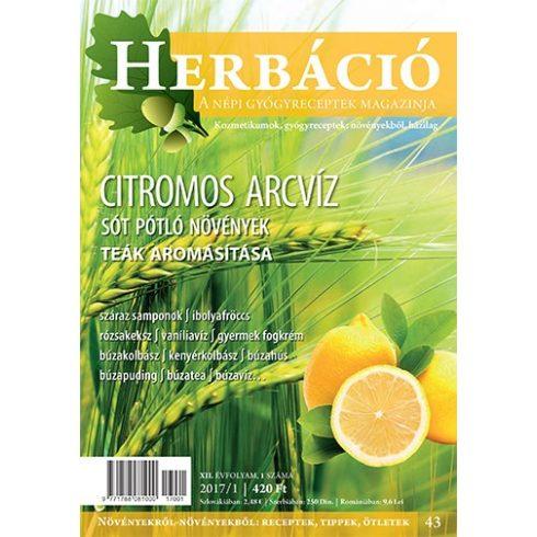 HERBÁCIÓ MAGAZIN 43. LAPSZÁM, digitális kiadás