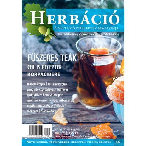 HERBÁCIÓ MAGAZIN 46. LAPSZÁM, digitális kiadás