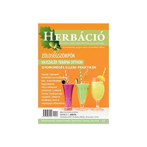HERBÁCIÓ MAGAZIN 52. LAPSZÁM, digitális kiadás