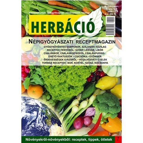 HERBÁCIÓ MAGAZIN 07. LAPSZÁM, digitális kiadás