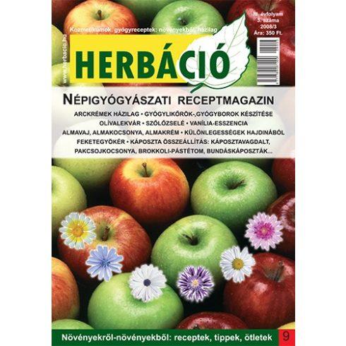 HERBÁCIÓ MAGAZIN 09. LAPSZÁM, digitális kiadás
